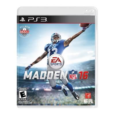 Madden NFL 16 segunda mano