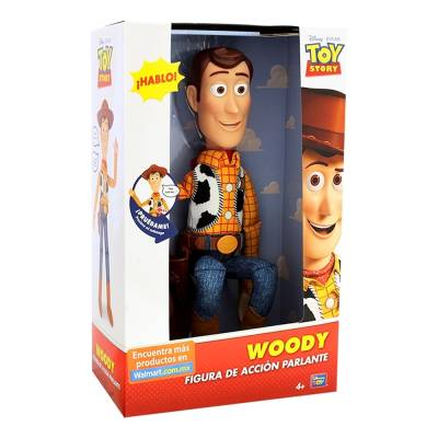 Woody Disney Toy Story Parlante 1 Pieza  1fdefd67a76