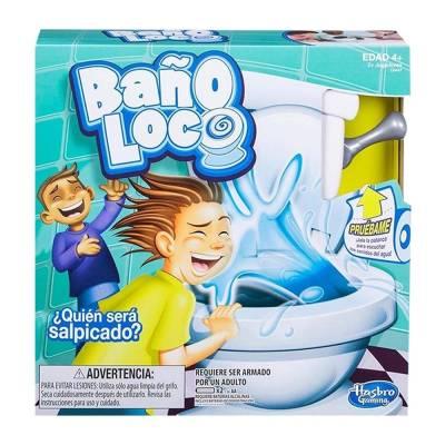 Bano Loco Hasbro Walmart