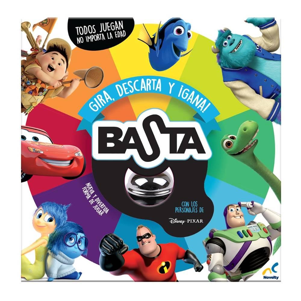 Juego De Mesa Novelty Disney Basta Walmart