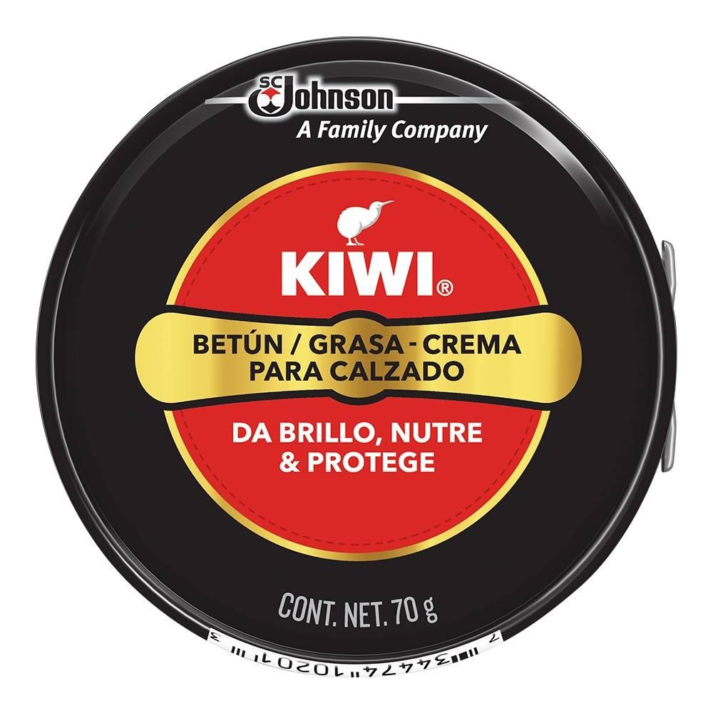 Betún GWalmart Para Kiwi Calzado Grasa 70 Crema Negro MzGVpSUq