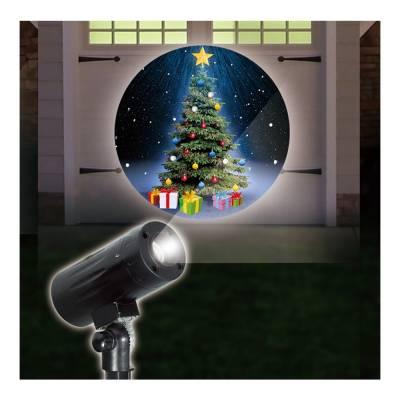 Proyector Luz Led Holiday Time árbol De Navidad Walmart