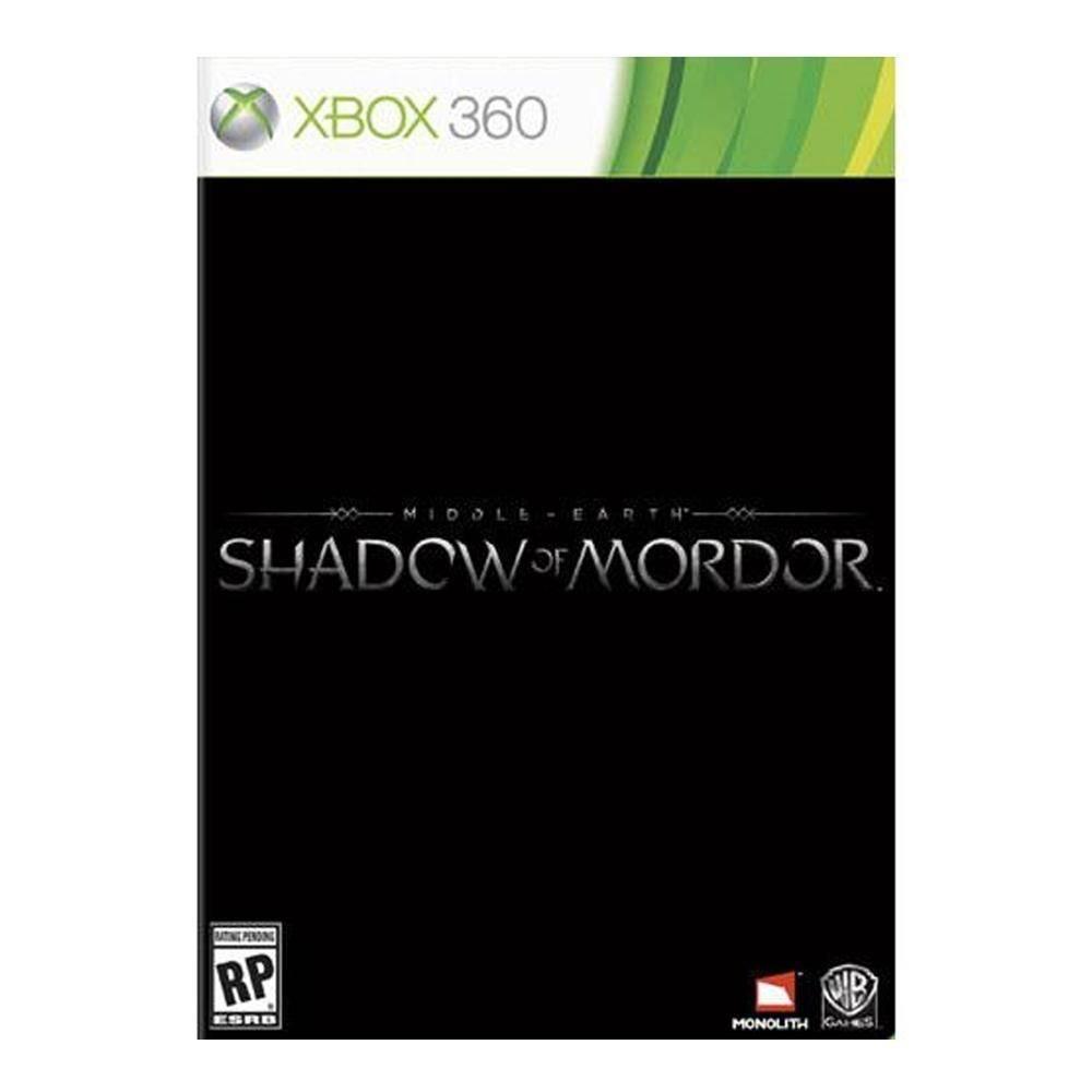 Middle Earth: Shadow of Mordor segunda mano