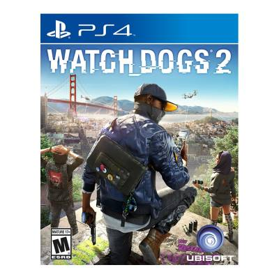 Watch Dogs 2 segunda mano