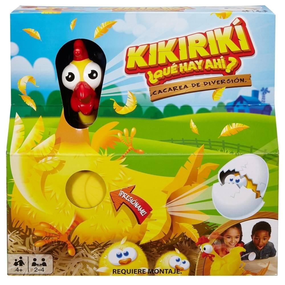 Kikiriki Que Hay Ahi Mattel Games Walmart