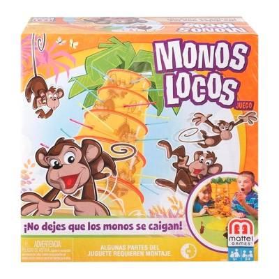Monos Locos Mattel Walmart