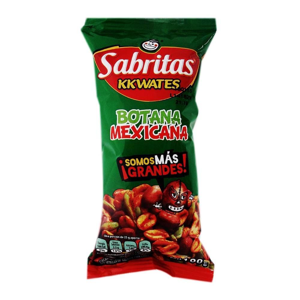 Botana Mexicana Walmart