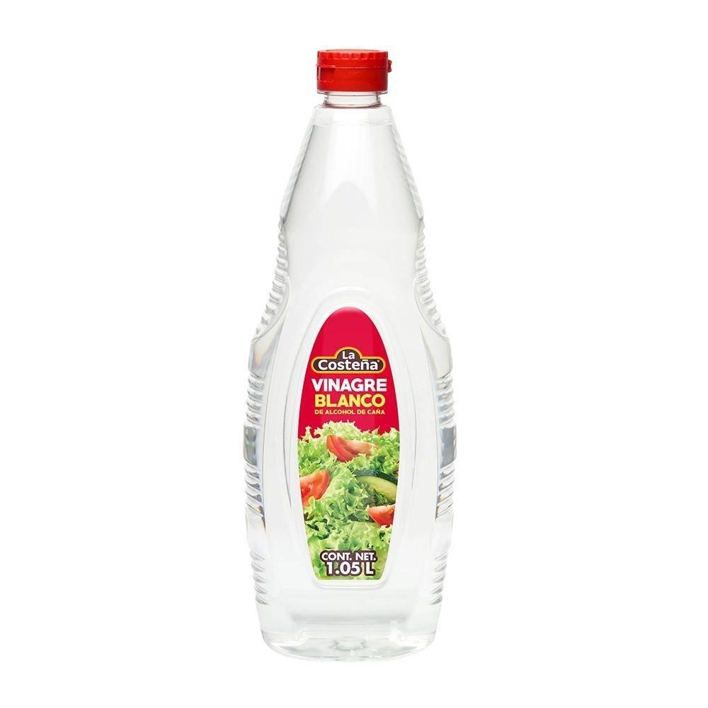 Vinagre Blanco La Costeña De Alcohol De Caña 105 L Walmart