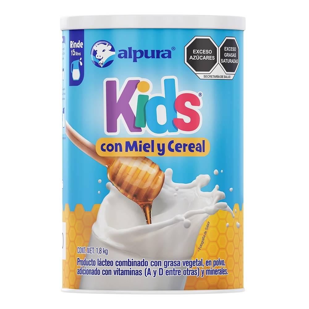 Producto lácteo combinado en polvo segunda mano