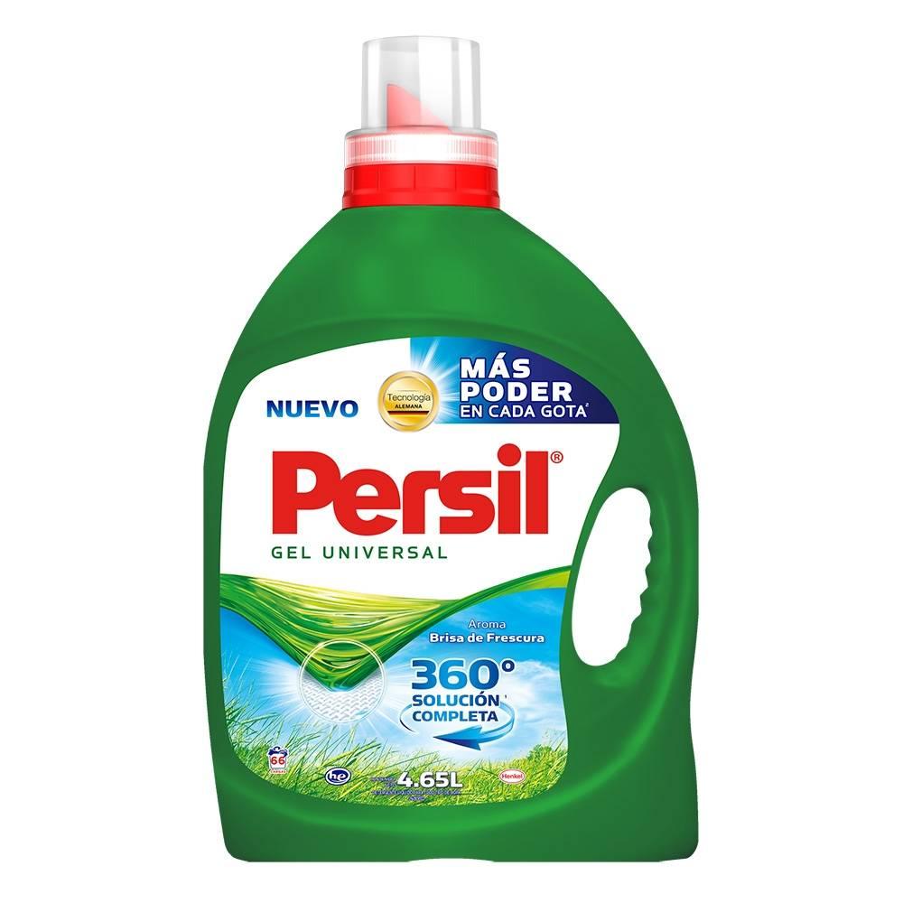 Detergente L Quido Persil Brisa De Frescura Para Ropa Blanca Y De  ~ Mejor Detergente Lavadora Calidad Precio