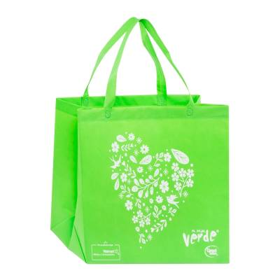 1aa3d870e Bolsa verde Great Value grande 1 pza | Walmart