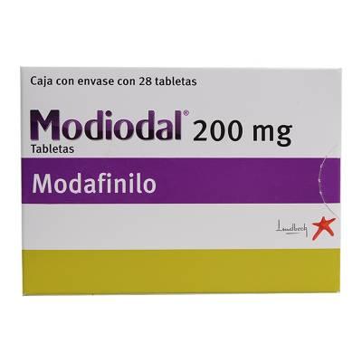 Modiodal 200 Mg 28 Tabletas Walmart