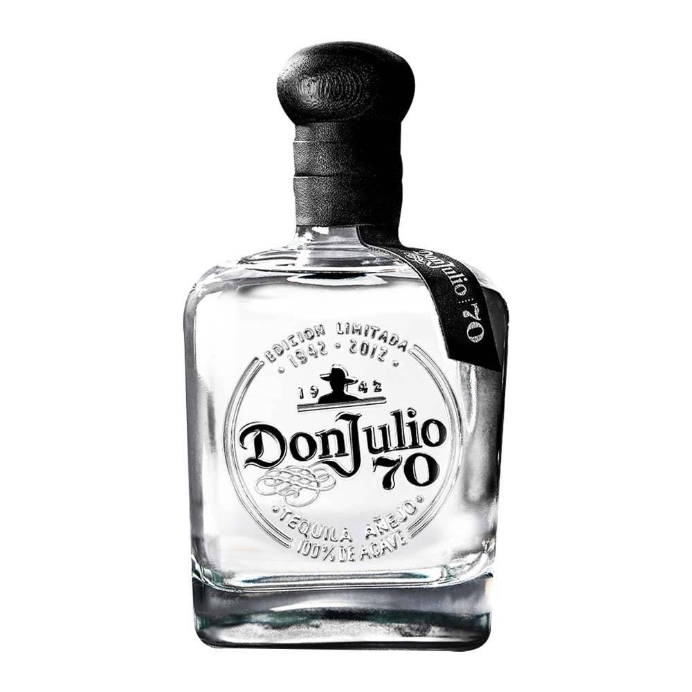 Tequila Don Julio Anejo 70 Cristalino 750 Ml Walmart