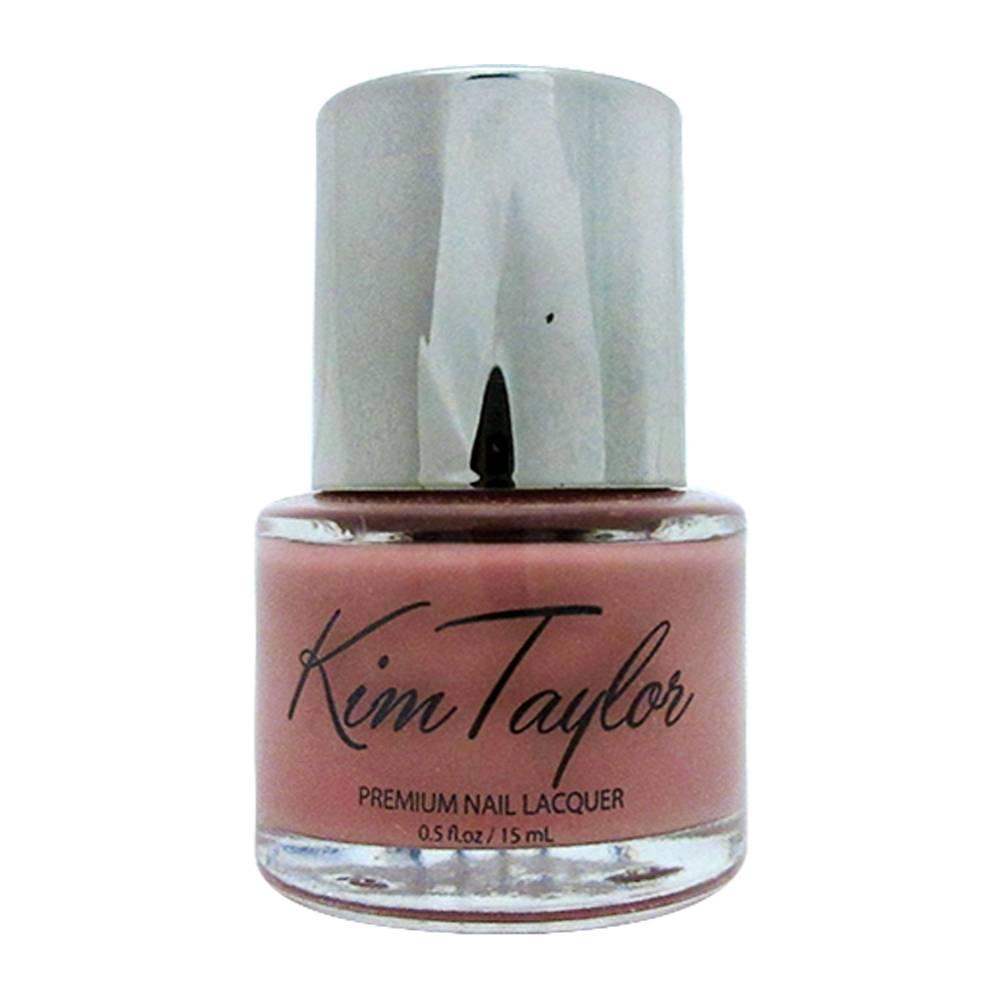 Esmalte de uñas Kim Taylor 04 chocolate 15 ml | Walmart