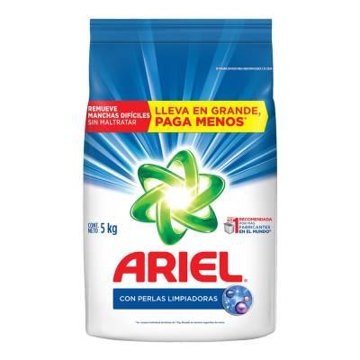 61dec712cba23 Detergente en polvo Ariel 5 kg