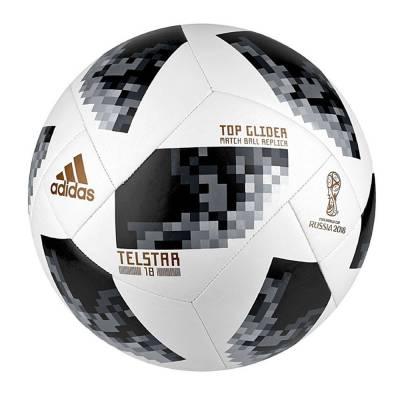 961b34acde607 Balón de Fútbol Soccer Adidas Telstar Copa Mundial 2018 Número 5 ...