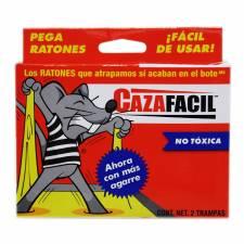 Trampa para ratones caza facil pegamento 2 pzas walmart - Trampa de ratones ...