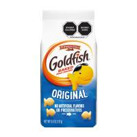 Galletas Pepperidge Farm Goldfish saladas 187 g