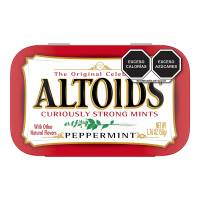 Mentas Altoids peppermint 50 g