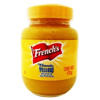 Mostaza Frenchs classic yellow 170 g