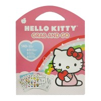 Kit de stickers Sandy Lion Hello Kitty grab and go 1 pza