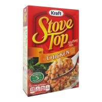 Relleno para pollo Kraft stove top 170 g