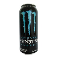 Bebida energética Monster Energy Lo Carb 473 ml