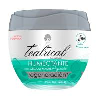 Crema humectante Teatrical Células Madre 400 g