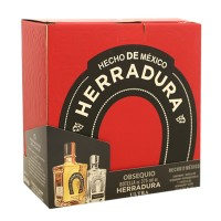 Tequila Herradura reposado 950 ml más ultra 375 ml