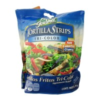 Tortillas fritas Fresh Gourmet tri color 99 g