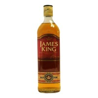 Whisky escocés James King 750 ml