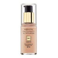 Base de Maquillaje Max Factor Facefinity 3 in 1 foundation caramel