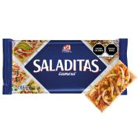 Galletas Gamesa Saladitas 186 g