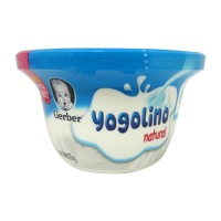 Yogurt Gerber Yogolino sabor natural 115 g