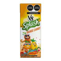 Bebida V8 Splash zanaranja 200 ml