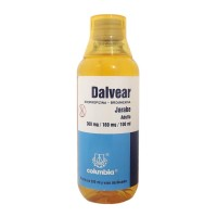 Dalvear adulto jarabe 200 ml