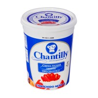 Crema batida Chantilly 1 l