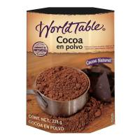 Cocoa World Table 228 g