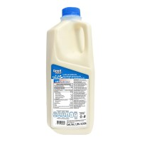 Leche Great Value parcialmente descremada con vitamina A y D 1.89 l