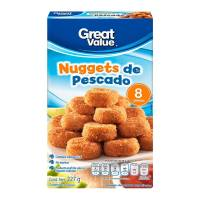 Nuggets de pescado Great Value 227 g