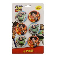 Pines Toy Story 1 paquete con 6 pzas