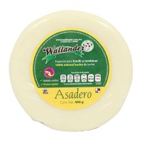 Queso asadero Wallander para fundir 400 g