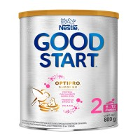 Fórmula de continuación Nestlé Good Start optipro supreme etapa 2, 800 g
